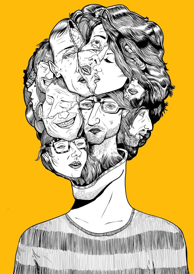 Aceste ilustratii sunt probabil cele mai fidele reprezentari ale vietii moderne (3)