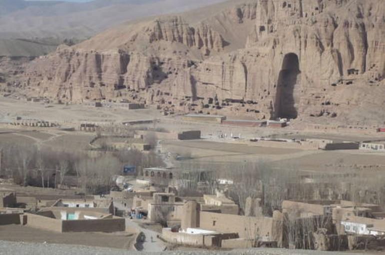 Dupa Ce Au fost Distruse De Talibani 2 Statui Uriase Ale Lui Buddha Au Fost Reinviate 3D (3)