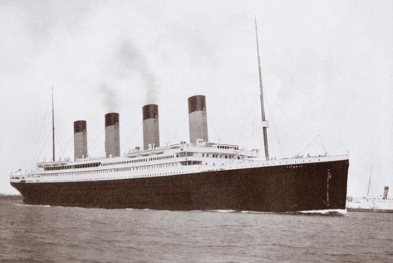 Titanic II - O Replica Fidela A Titanicului Va Naviga Din 2018  (17)