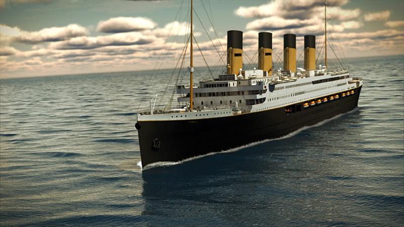 Titanic II - O Replica Fidela A Titanicului Va Naviga Din 2018  (18)