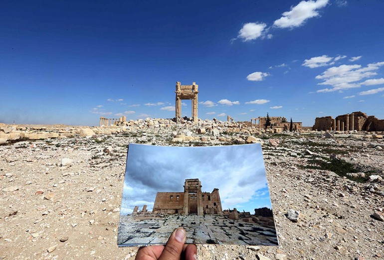 Monumentele Din Palmyra. Ce A Ramas In Urma ISIS (12)