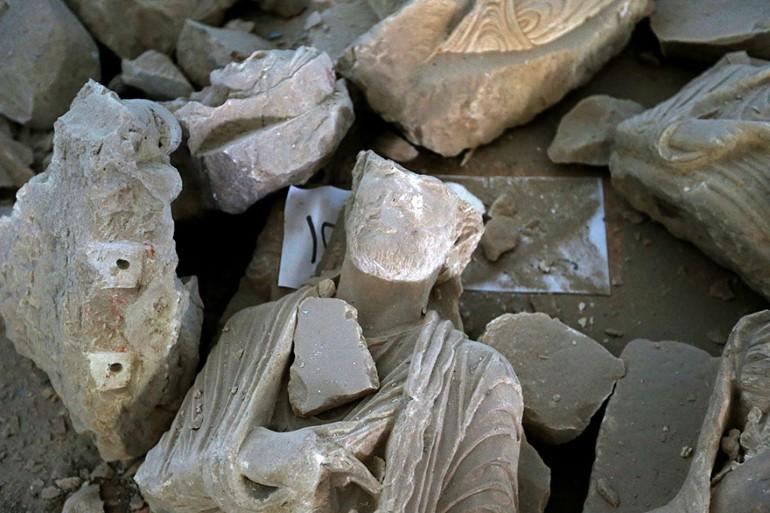Monumentele Din Palmyra. Ce A Ramas In Urma ISIS (8)