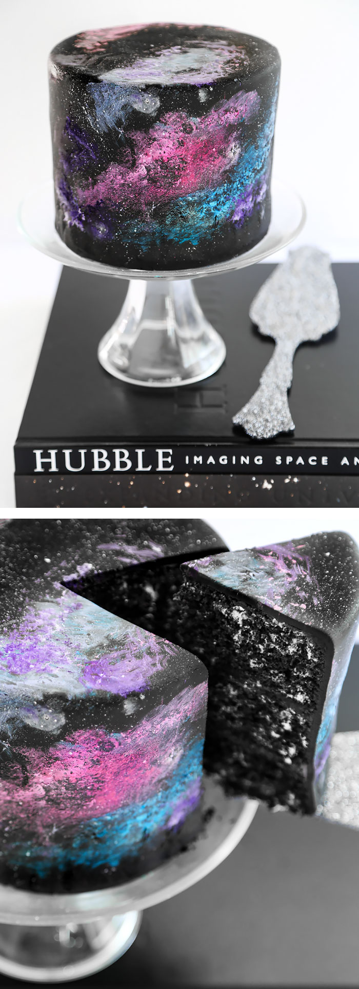10 Prajituri Care Au Ca Tematica Cosmosul si Galaxiile (2)