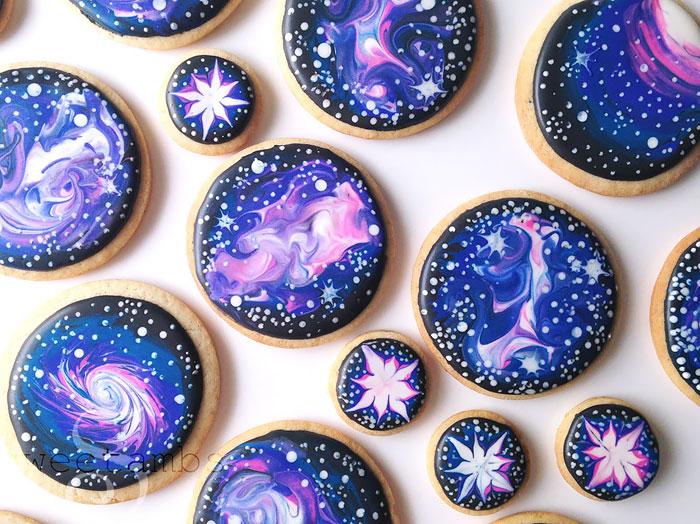 10 Prajituri Care Au Ca Tematica Cosmosul si Galaxiile (5)