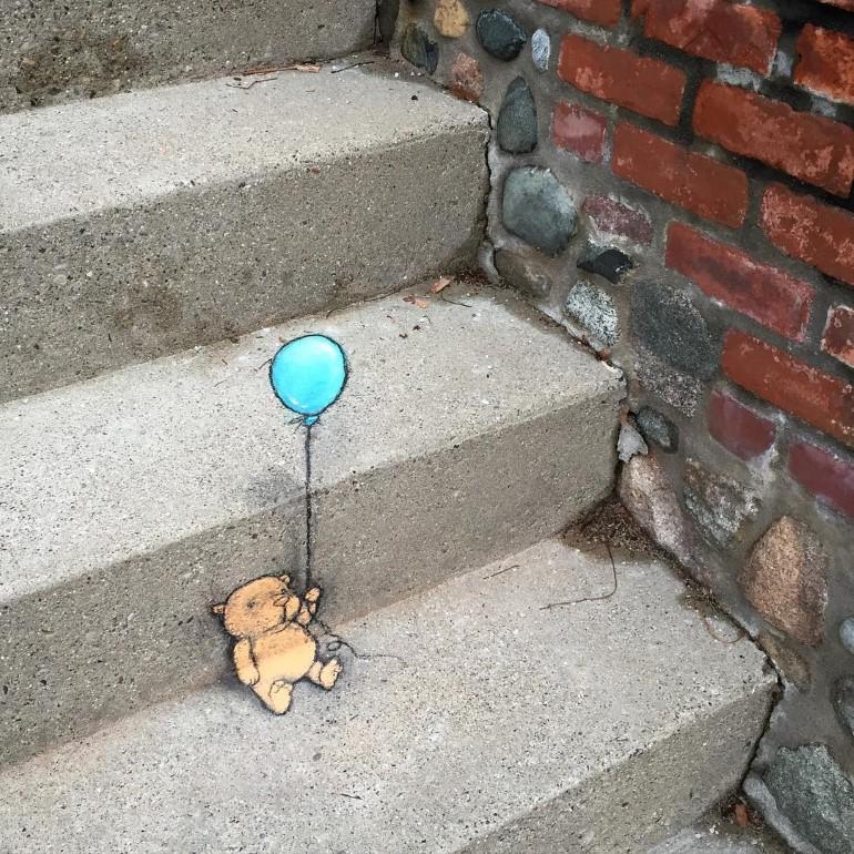 Arta Stradala Temporara Pe Strazile Ann Arbor (2)
