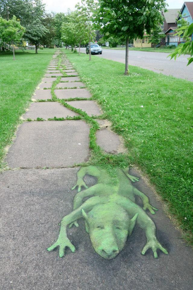 Arta Stradala Temporara Pe Strazile Ann Arbor (4)