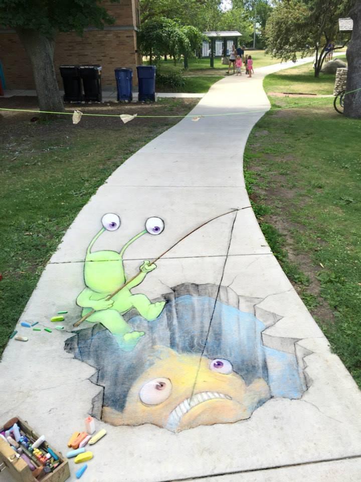 Arta Stradala Temporara Pe Strazile Ann Arbor (6)