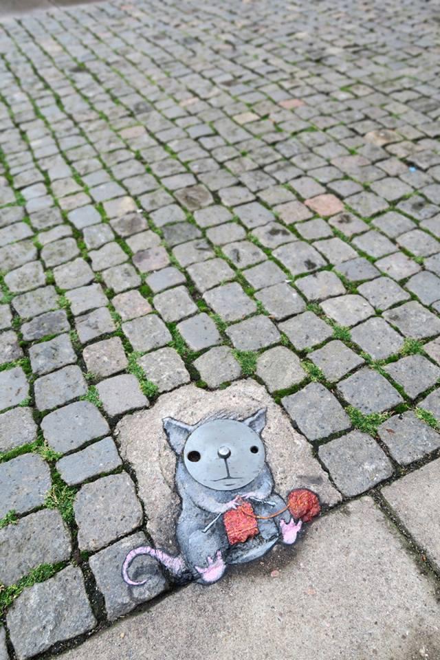 Arta Stradala Temporara Pe Strazile Ann Arbor (7)