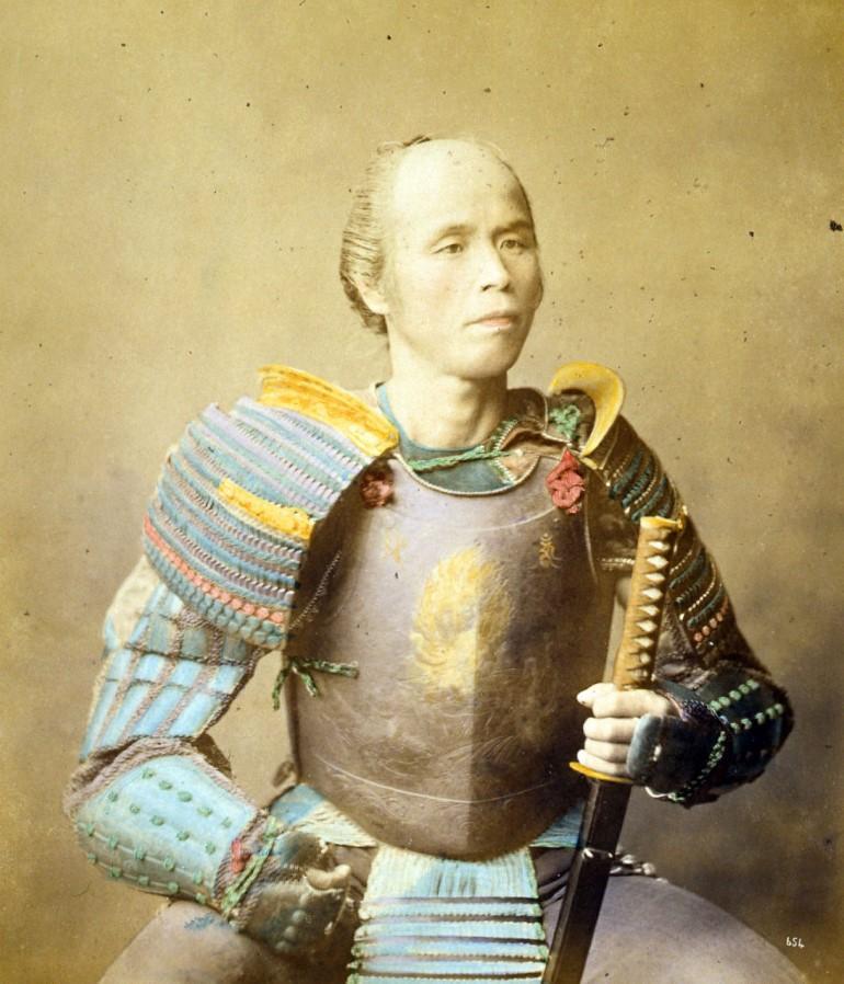 Ultimii Samurai In Fotografii Rare Din Anii 1800 (1)