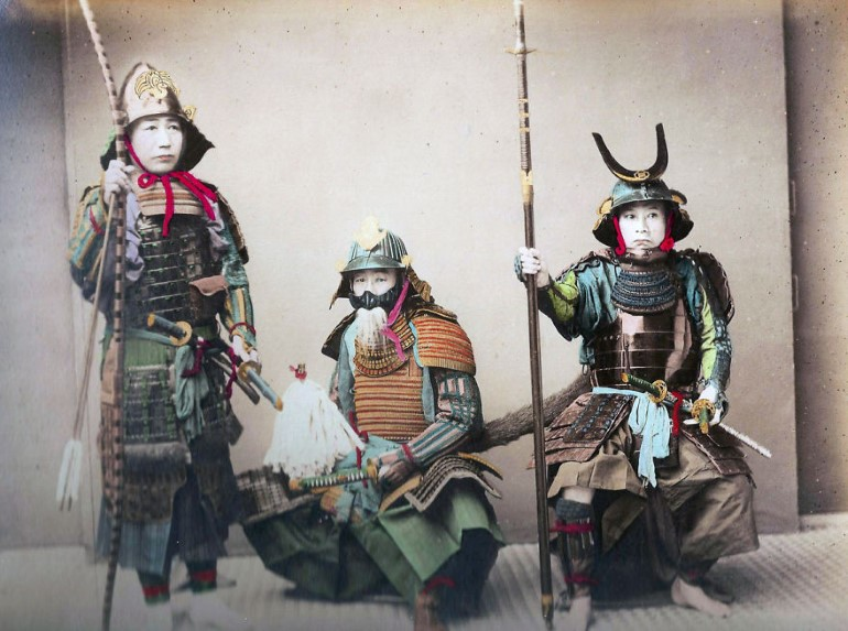 Ultimii Samurai In Fotografii Rare Din Anii 1800 (11)