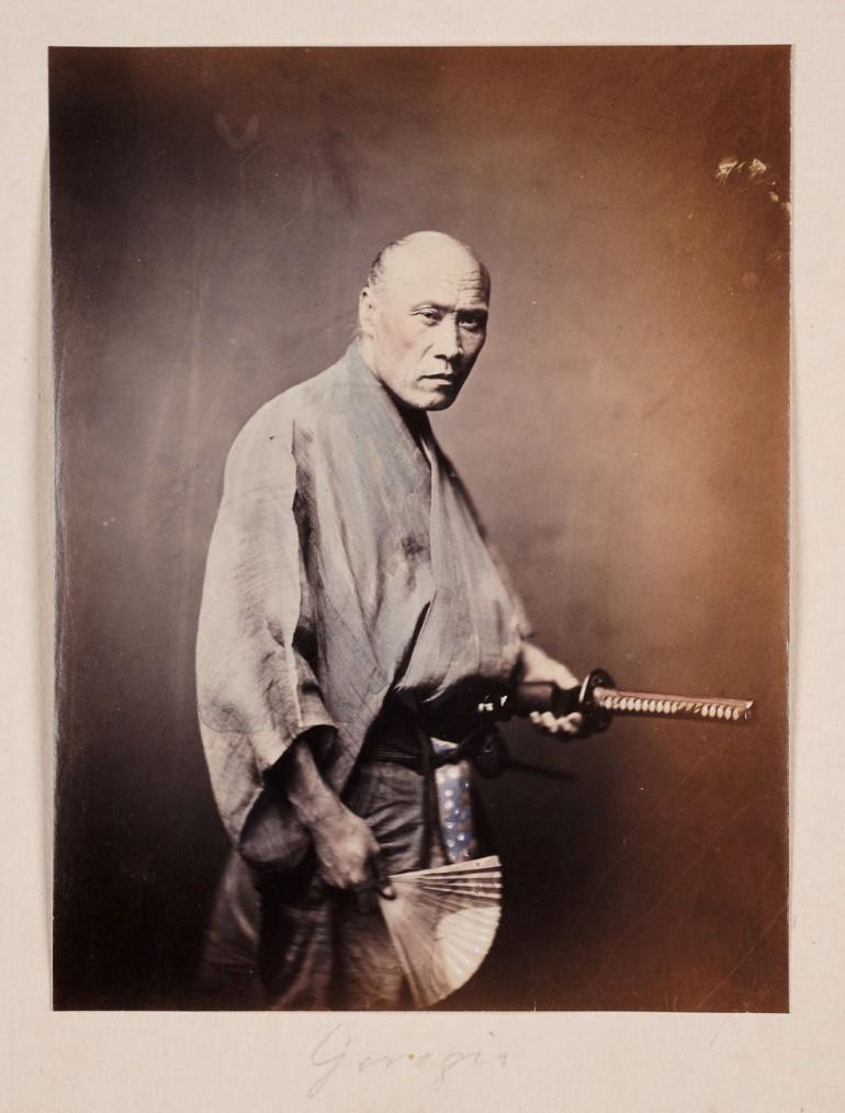 Ultimii Samurai In Fotografii Rare Din Anii 1800 (12)