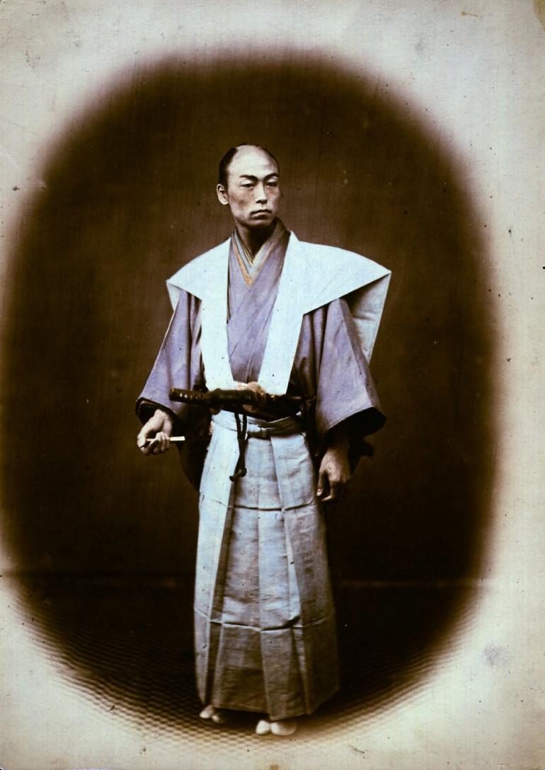 Ultimii Samurai In Fotografii Rare Din Anii 1800 (13)
