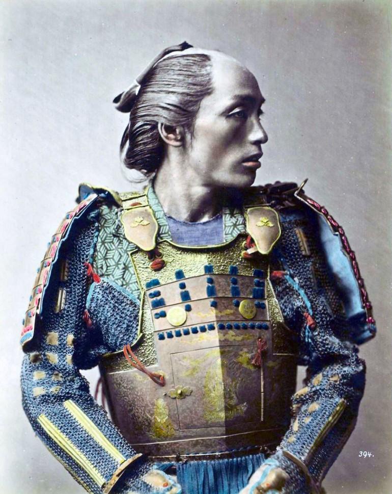 Ultimii Samurai In Fotografii Rare Din Anii 1800 (14)