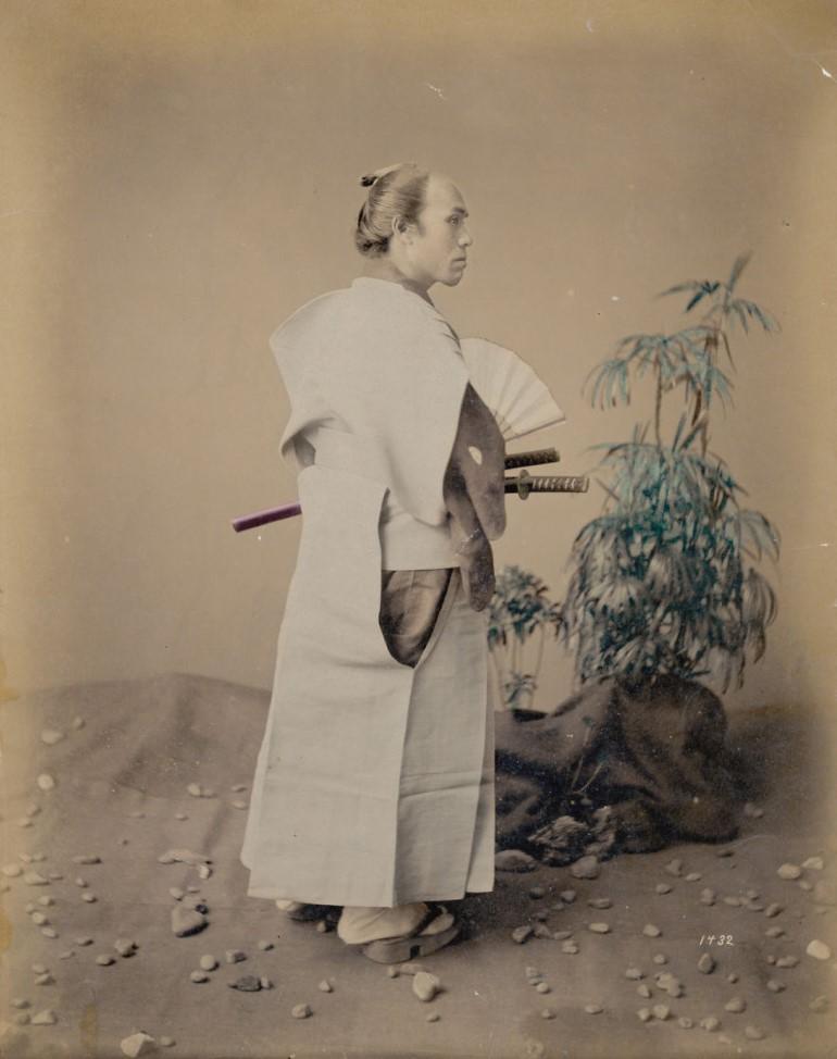 Ultimii Samurai In Fotografii Rare Din Anii 1800 (2)