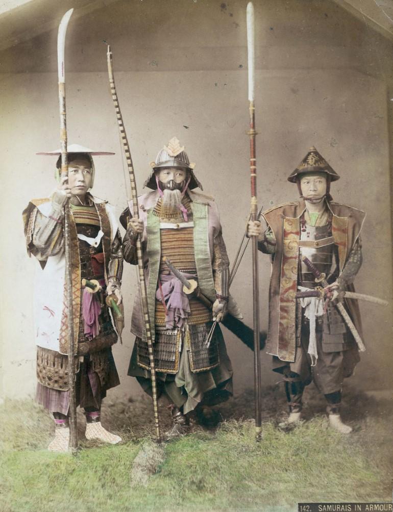 Ultimii Samurai In Fotografii Rare Din Anii 1800 (3)
