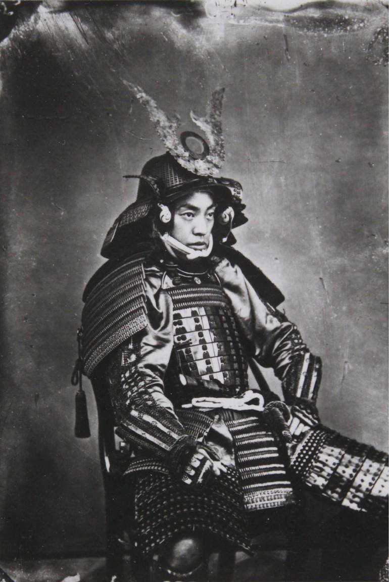 Ultimii Samurai In Fotografii Rare Din Anii 1800 (5)