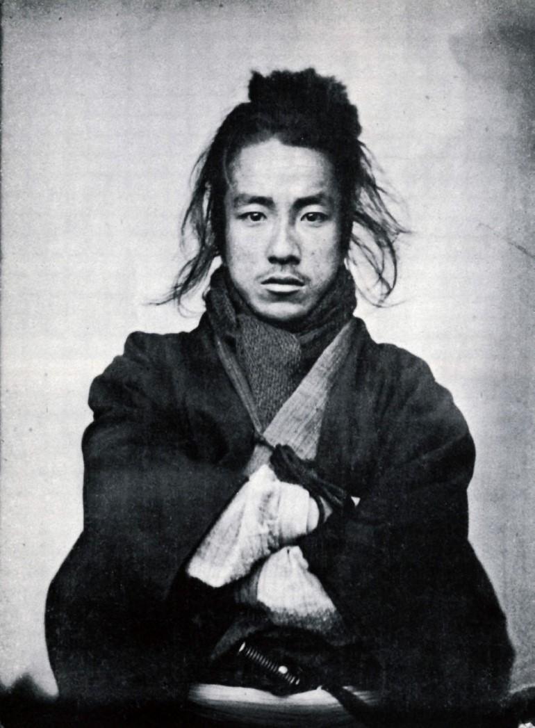 Ultimii Samurai In Fotografii Rare Din Anii 1800 (6)