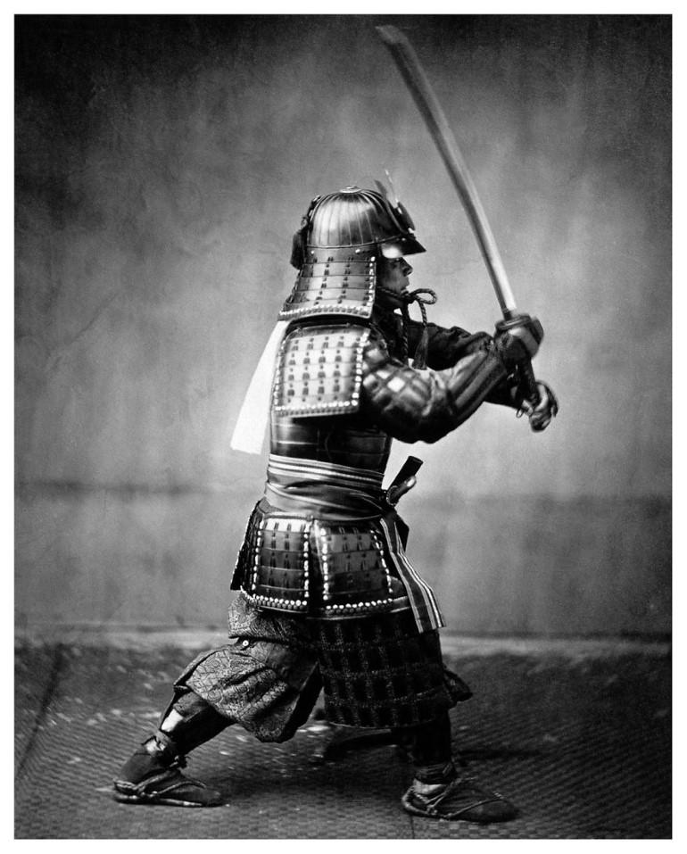 Ultimii Samurai In Fotografii Rare Din Anii 1800 (7)