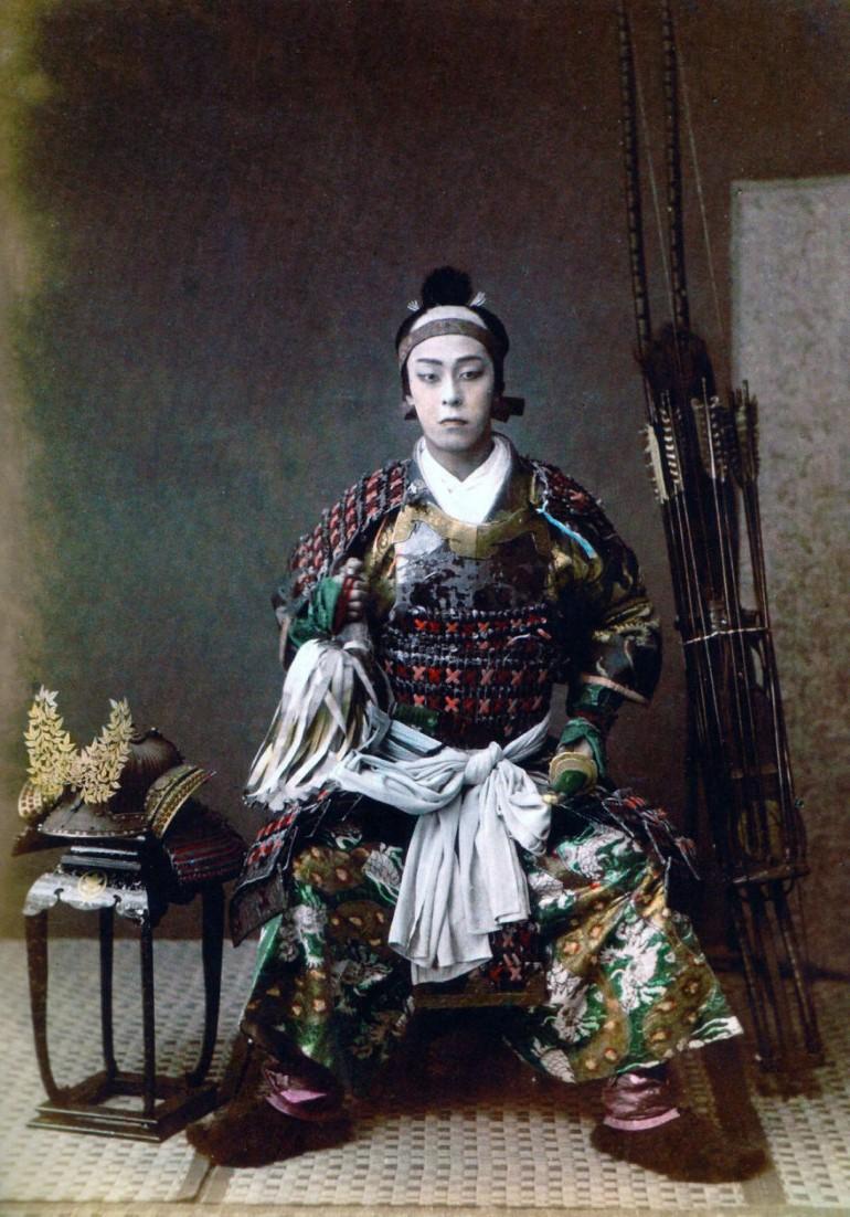 Ultimii Samurai In Fotografii Rare Din Anii 1800 (8)