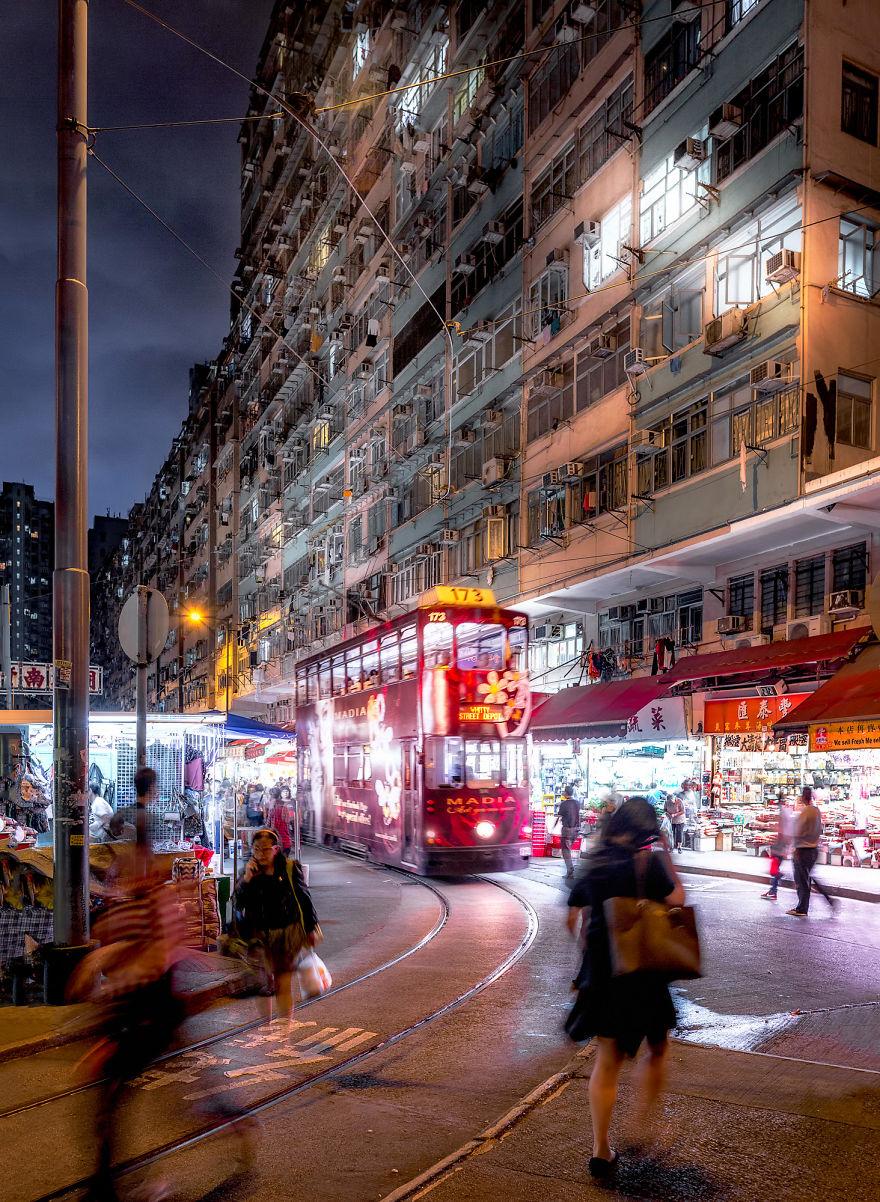 Atmosfera Si Strazile din Vechiul Hong Kong Prin Ochii Unui Fotograf 9
