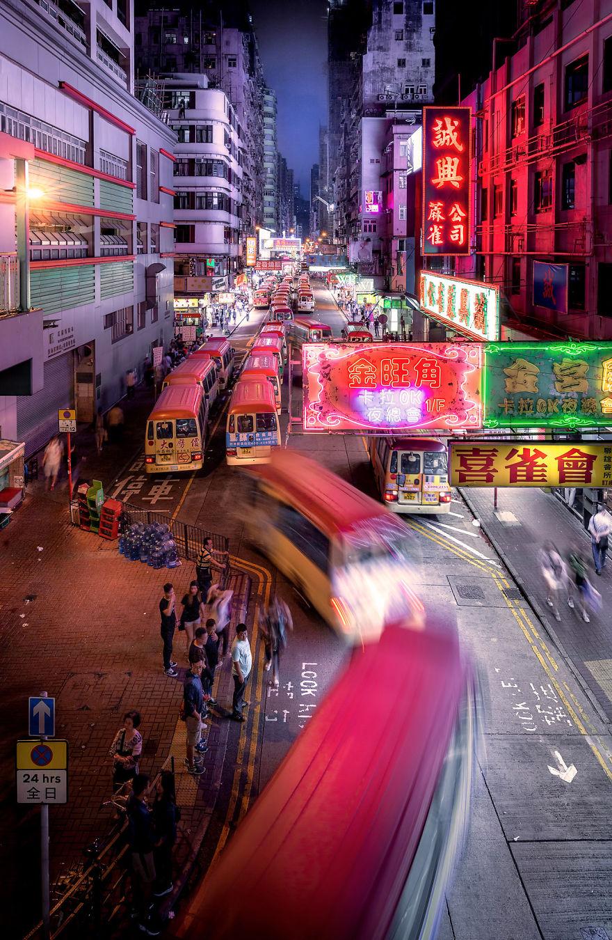 Atmosfera Si Strazile din Vechiul Hong Kong Prin Ochii Unui Fotograf 1