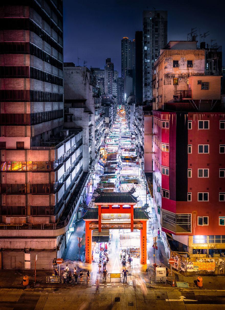 Atmosfera Si Strazile din Vechiul Hong Kong Prin Ochii Unui Fotograf 2