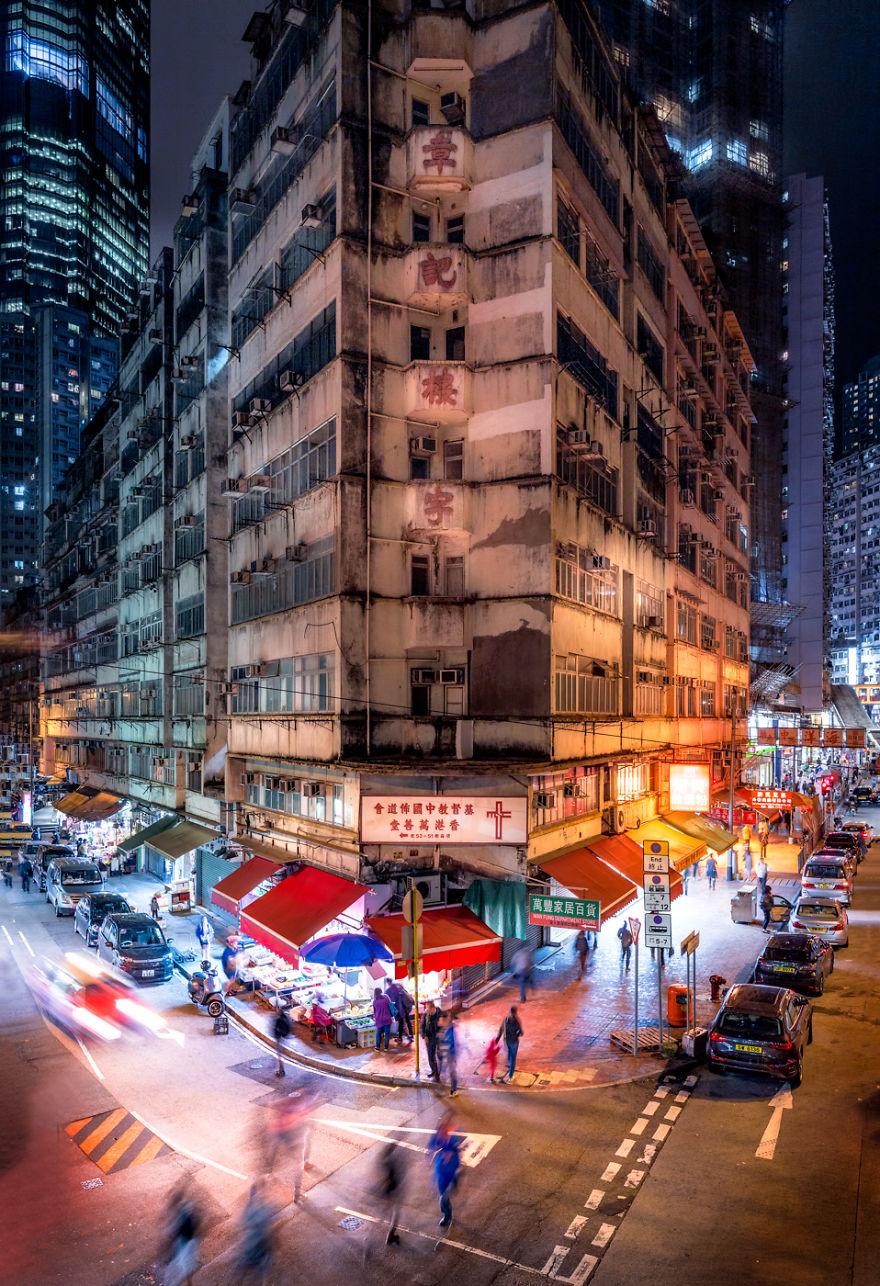 Atmosfera Si Strazile din Vechiul Hong Kong Prin Ochii Unui Fotograf 4