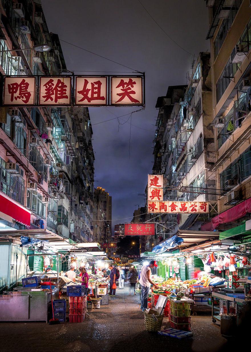 Atmosfera Si Strazile din Vechiul Hong Kong Prin Ochii Unui Fotograf 8