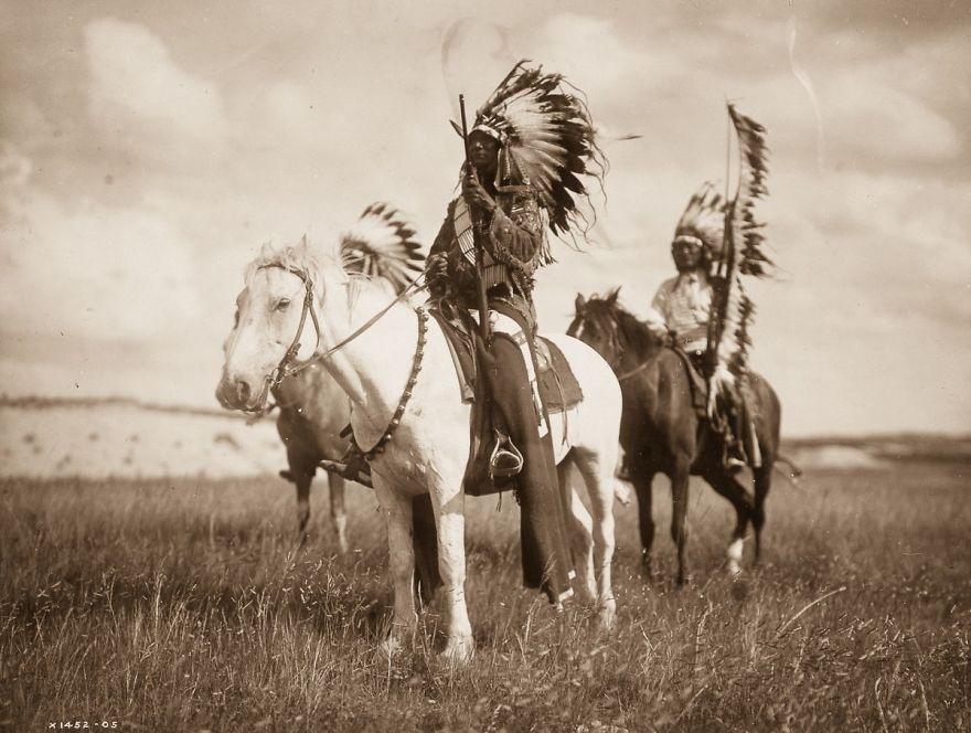Indienii din America de Nord