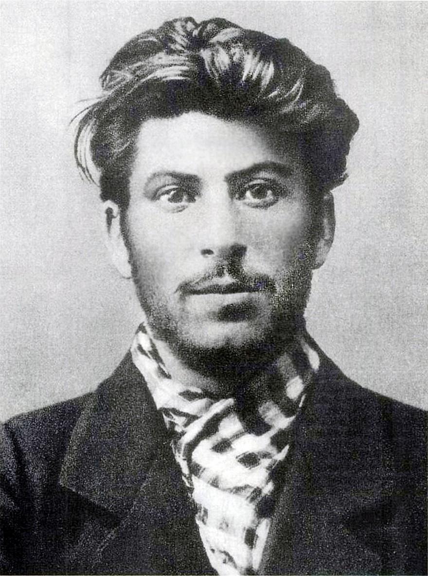 Joseph Stalin - 10 Fotografii Surprinzatoare cu Lideri Politici ai Lumii