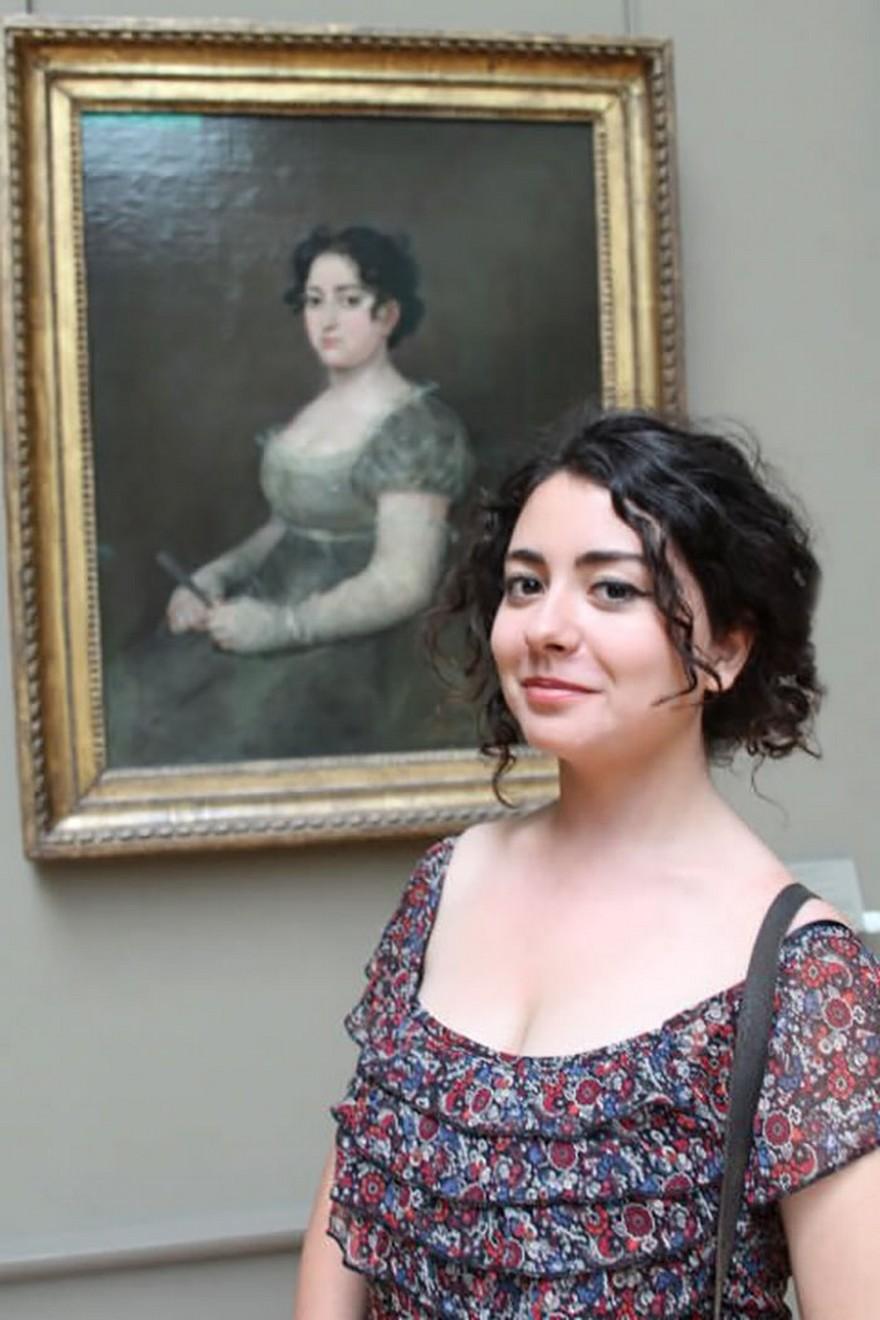 10 Oameni Care Intamplator Si-au Regasit Chipurile In Tablouri Expuse In Muzee 6