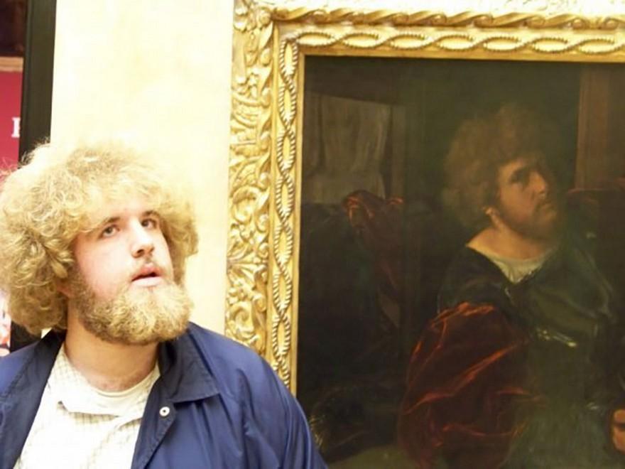 10 Oameni Care Intamplator Si-au Regasit Chipurile In Tablouri Expuse In Muzee 8