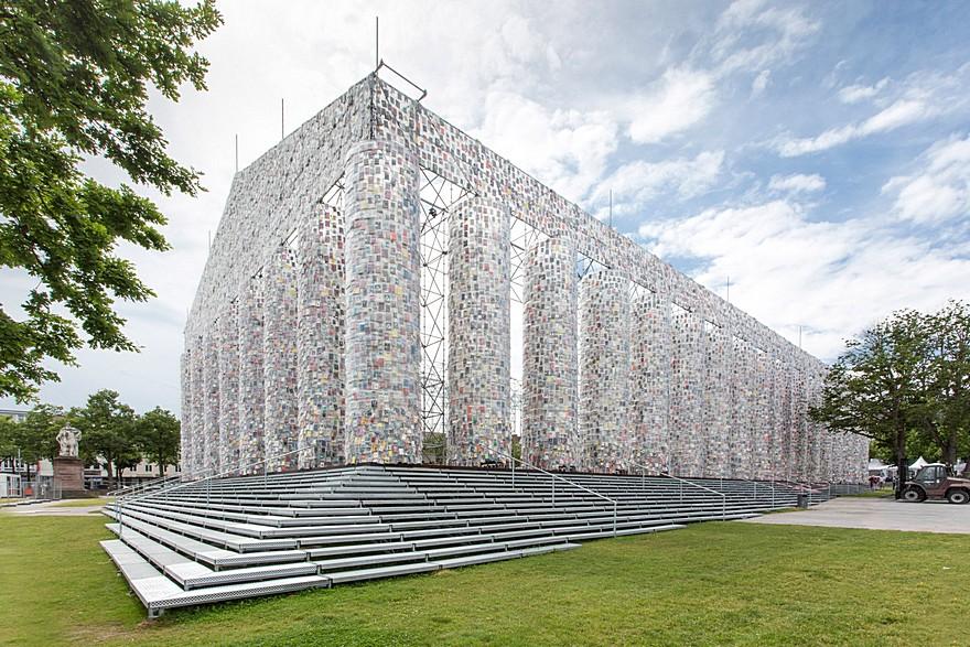 100.000 De Carti Interzise 7 - The Parthenon of Books