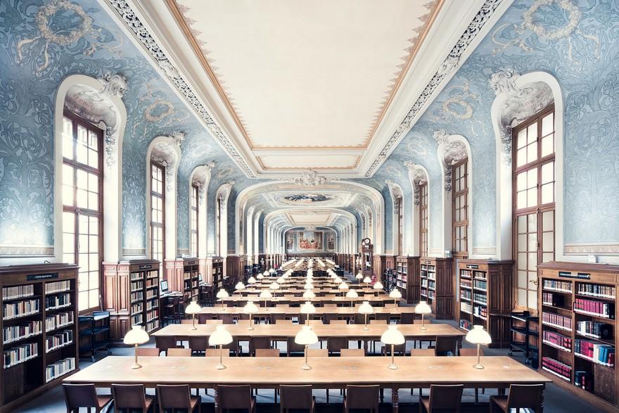 20 De Biblioteci din Europa Cu O Arhitectura Interioara Incantatoare