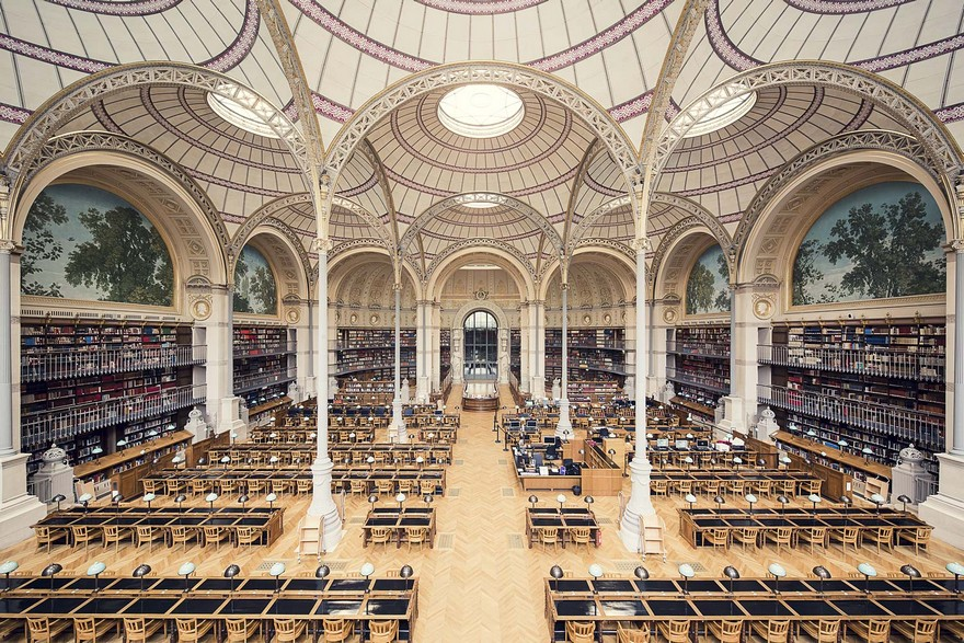 20 De Biblioteci din Europa Cu O Arhitectura Interioara Incantatoare 10