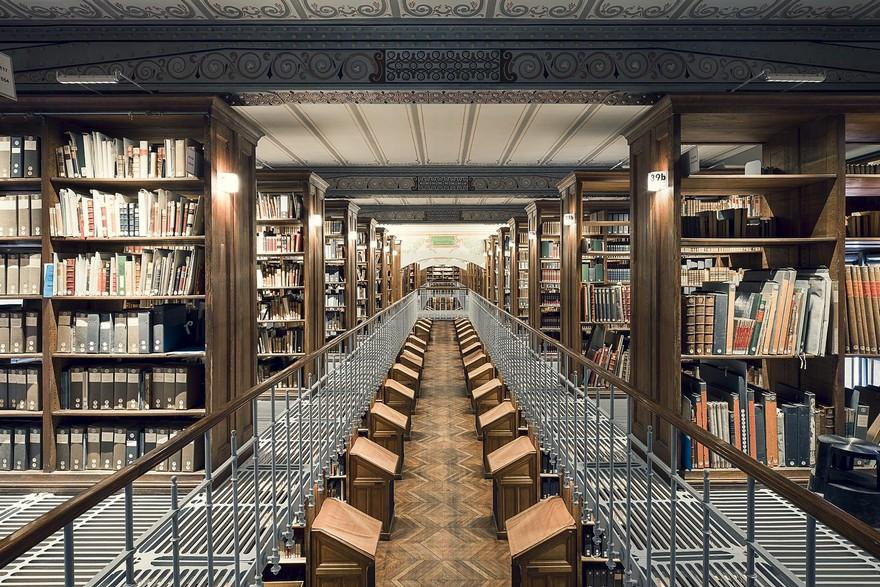 20 De Biblioteci din Europa Cu O Arhitectura Interioara Incantatoare 12