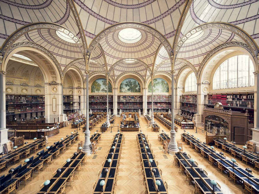 20 De Biblioteci din Europa Cu O Arhitectura Interioara Incantatoare 11