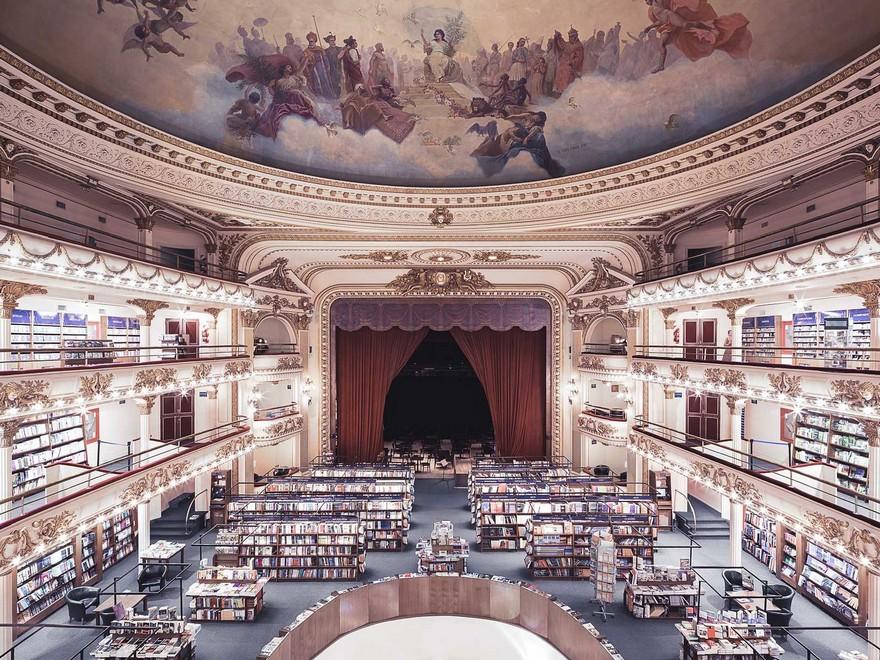 20 De Biblioteci din Europa Cu O Arhitectura Interioara Incantatoare 15