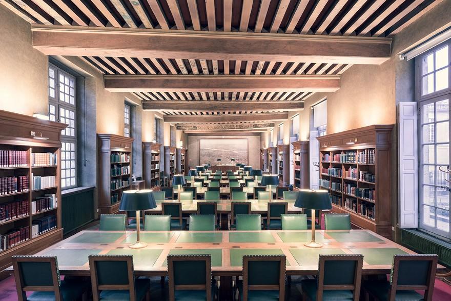 20 De Biblioteci din Europa Cu O Arhitectura Interioara Incantatoare 4