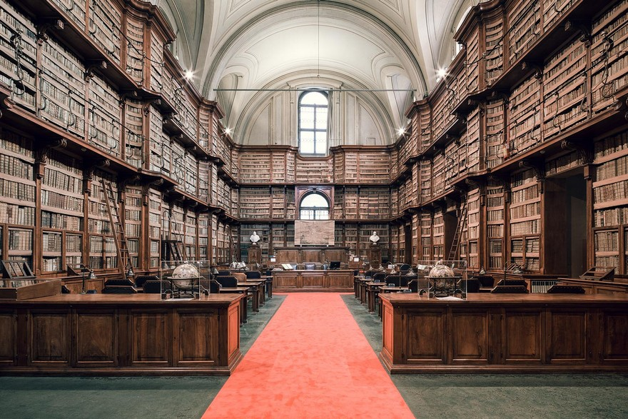 20 De Biblioteci din Europa Cu O Arhitectura Interioara Incantatoare 5