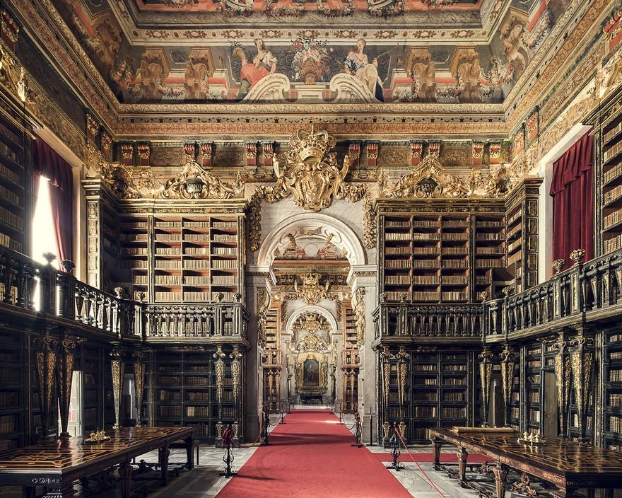 20 De Biblioteci din Europa Cu O Arhitectura Interioara Incantatoare 7