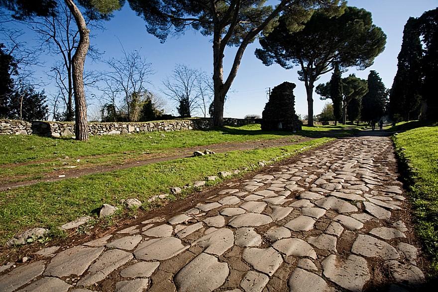 Reteaua De Drumuri A Imperiului Roman