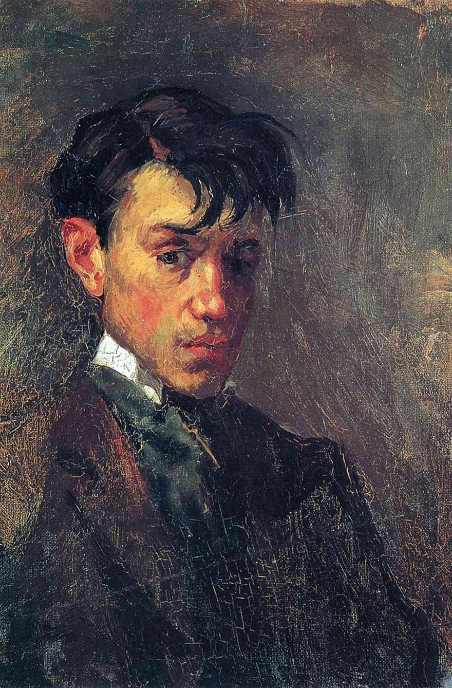 Autoportrete Realizate de Pablo Picasso De La Varsta De 15 ani Pana La 90 De Ani