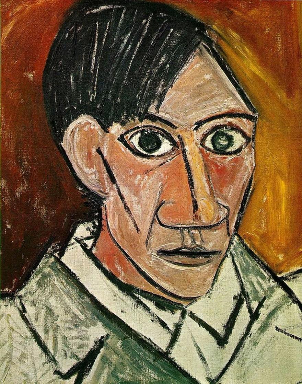 Autoportrete Realizate de Pablo Picasso De La Varsta De 15 ani Pana La 90 De Ani 4