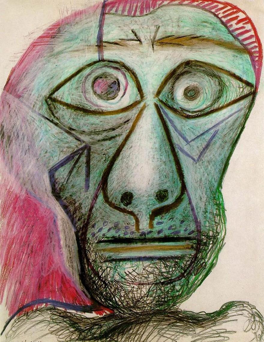 Autoportrete Realizate de Pablo Picasso De La Varsta De 15 ani Pana La 90 De Ani 11