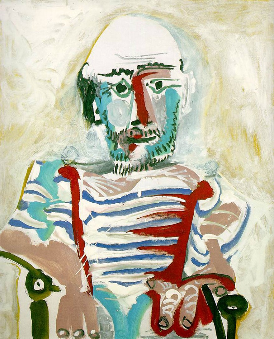 Autoportrete Realizate de Pablo Picasso De La Varsta De 15 ani Pana La 90 De Ani 7