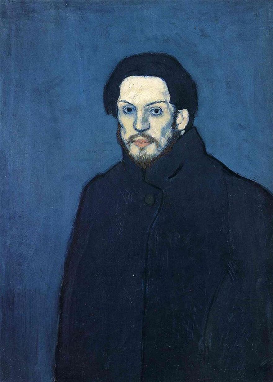 Autoportrete Realizate de Pablo Picasso De La Varsta De 15 ani Pana La 90 De Ani 2