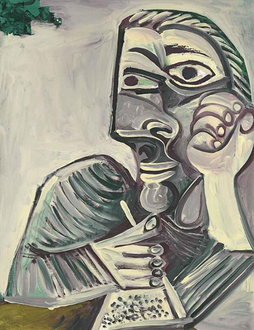 Autoportrete Realizate de Pablo Picasso De La Varsta De 15 ani Pana La 90 De Ani 9
