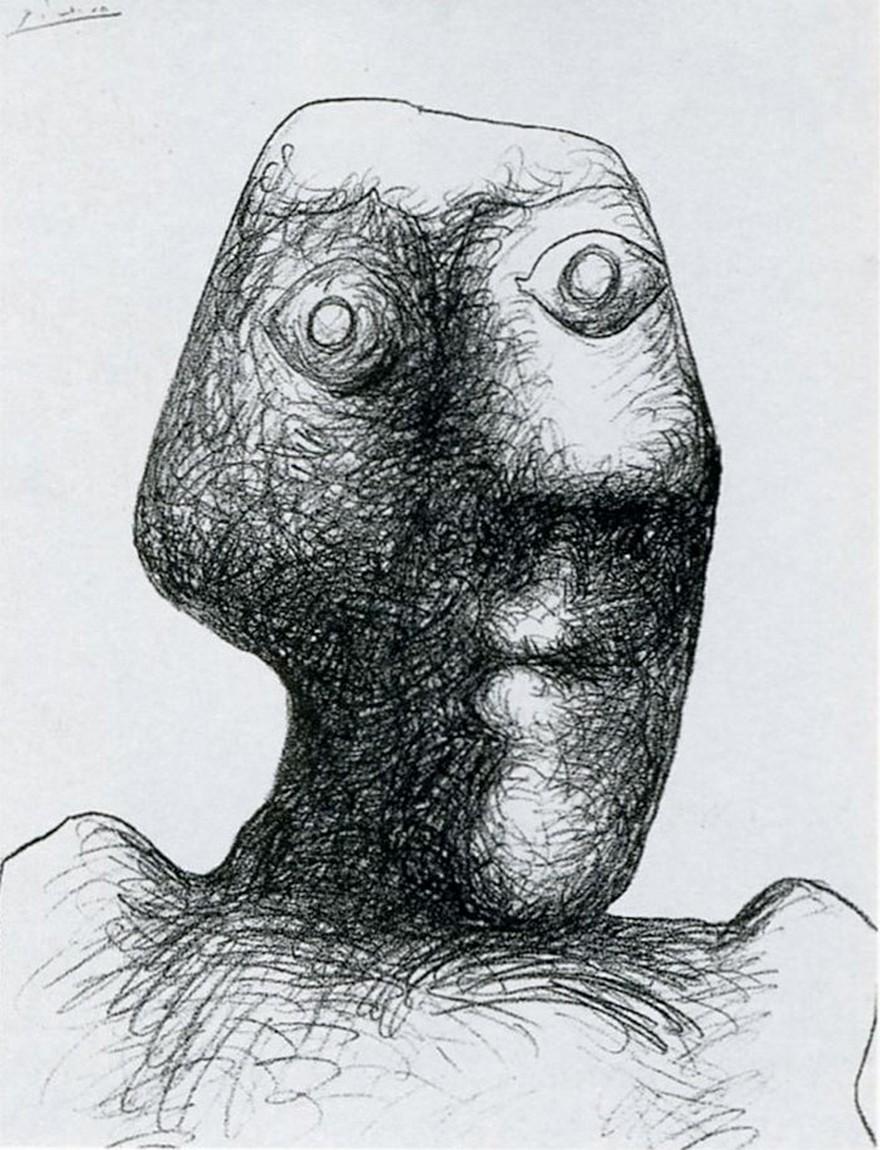 Autoportrete Realizate de Pablo Picasso De La Varsta De 15 ani Pana La 90 De Ani 13