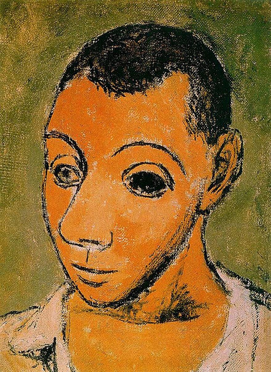 Autoportrete Realizate de Pablo Picasso De La Varsta De 15 ani Pana La 90 De Ani 3